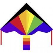 Ecoline Drak jednošňůrový Ecoline Simple Flyer Rainbow 102145, rozpětí 1200 mm