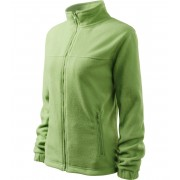 ADLER Jacket 280 Dámská fleece bunda 50439 trávově zelená S