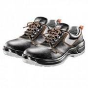 NEO TOOLS Chaussures de sécurité basses S1P en cuir NEO TOOLS - Taille - 41