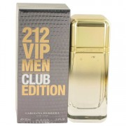 Carolina Herrera 212 Vip Club Edition Eau De Toilette Spray 3.4 oz / 100.55 mL Men's Fragrance 526638