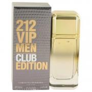 Carolina Herrera 212 Vip Club Edition Eau De Toilette Spray 3.4 oz / 100.55 mL Men's Fragrance 526638