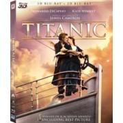 Titanic BluRay 3D 1997 Restored - 4 discs