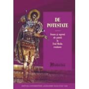 De potestate. Semne şi expresii ale puterii în Evul Mediu Românesc