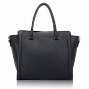 Anna Grace AG00516 чанта в ръката черен
