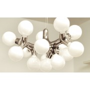 Next Design Hanglamp DNA Chandelier XL - Chroom