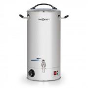 BrauFreund 30 Bollitore Mosto Birra Distributore Bevande 30 Ltr 30-110°C in Acciaio Inox