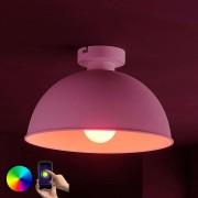 LED ceiling light Bowl WiFi 31cm white