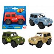 Pojazd Happy Squeezy Jeep Wrangler, 4 rodzaje + EKSPRESOWA DOSTAWA W 24H