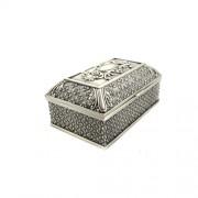 Cutie de bijuterii din antimoniu - art deco style