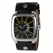 EOS New York Zephyrized Watch Black 228SBLK