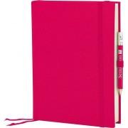 Semikolon Notes podróżny Uni Grand Voyage różowy