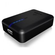 Icy Box IB-PB5200 Power Bank 5200mAh - nero