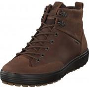 Ecco Soft 7 Tred Cocoa Brown, Skor, Kängor och Boots, Kängor, Brun, Herr, 40