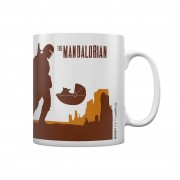 Star Wars The Mandalorian, Mugg - This is the Way