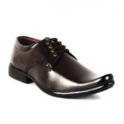 Lucky Lucky Formals Lace Up For Men(Brown)