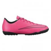 Încălțăminte de Fotbal Multi-crampoane pentru Copii Nike JR Mercurial Victory V TF Roz - Mărime la picior 38.5 (EU) - 6Y (US)