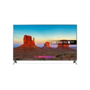 "LG 86UK6500PLA LED TV 86"" Ultra HD WebOS 4.0 SMART T2 Silver Two pole stand"
