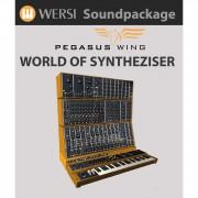 Wersi - Pegasus Wing World of Synthesizer