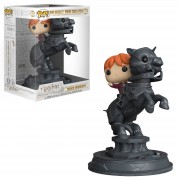 Pop! Vinyl Harry Potter - Ron a Cavallo degli Scacchi Magici Pop! Movie Moment