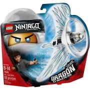 Lego ninjago zane maestro dragone