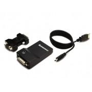 Adaptador Lenovo USB 3 0 to DVI VGA