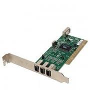 Placa Firewire VIA VT 6306, 4 x Firewire IEEE1394, PCI