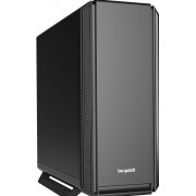 BE QUIET! Silent Base 801 Black - Midtower - E-ATX - geen voeding (ATX) - USB/Audio - zwart - B-keuze