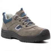 Munkavédelmi cipő Cobalt II szürke 43 S1P SRC