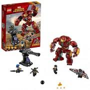 Lego 76104 Marvel Avengers Infinty War Movie: The Hulkbuster Smash-up