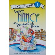 Fancy Nancy: The Dazzling Book Report, Paperback