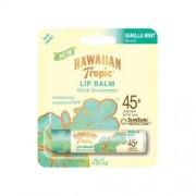 Hawaiian Tropic Vanilla Lip Balm SPF 45+ Sunscreen Part No. 8776 Qty 1