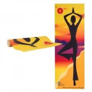 inSPORTline Saltea yoga Medita, galben