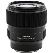 Tokina FiRIN 20mm F2.0 AF Obiectiv Foto Mirrorless Montura Sony E