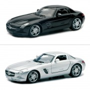 New Ray Masinuta diecast Mercedes-Benz SLS AMG 2010