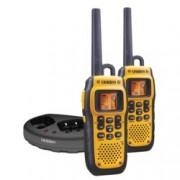 Walkie-Talkie Uniden PMR1189-2CK, PMR, 8 канала, до 10 km, жълт