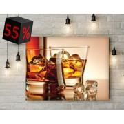 Whiskey - 45x60 cm - AKCIÓ!