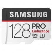 Samsung 128GB PRO Endurance microSDHC UHS-I CL10 memóriakártya + Adapter