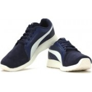 Puma ST Trainer Evo SD Sneakers For Men(Blue)