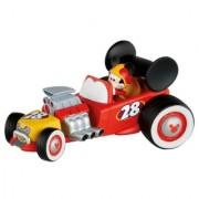Bullyland figurica Racer Miki sa autom / lik iz crtanog filma