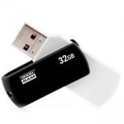 Флаш памет GOODRAM, 32GB UCO2, USB 2.0, BLACK & WHITE, UCO2-0320KWR11