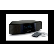 BOSE EAVE MUSIC SYSTEM IV CON CONTROL REMOTO -CD Y RADIO- NEGRO