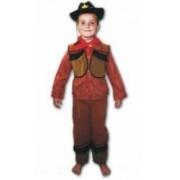 Karnevalový kostým Kovboj velikost 6-8 let