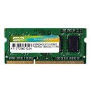 Memorie Laptop Silicon-Power SP004GBSTU160N02 DDR3, 1x4GB, 1600MHz, CL11, 1.35v