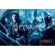 poszter The Hobbit - Dos - Bakacsinerdõ - PYRAMID POSTERS - PP33290