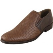 Ziera Brutini Slip On For Men(Brown)