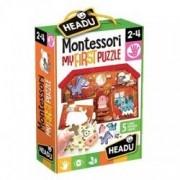 Headu Montessori my first - puzzle la fattoria