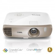 BenQ W2000 Videoproiector Home Cinema cu Acoperire 100% Rec.709 Amplificator Audio
