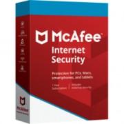 McAfee Internet Security - 3 appareils - Abonnement 1 an