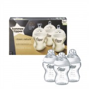 Biberon 260 ml x 3 buc Tommee Tippee Closer to Nature