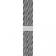 Apple 42mm Silver Milanese Loop